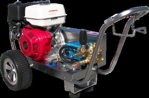 High Pressure and Ultra High Pressure Machines - Pressure Washer