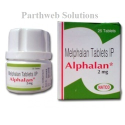 Alphalan 2mg Tablets