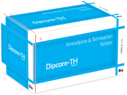 Amplodipine Telmisartan Tablet