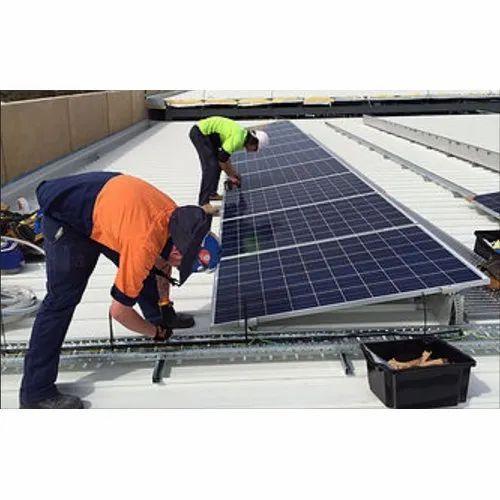 Off Line Rooftop Solar EPC Service, Quantity Unit: Text