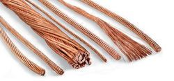 Stranded Bare Copper Wire