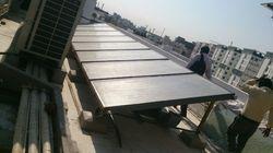 kings residency - dev kumar - solar water heater - 1000LPD