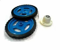 Castor Wheel Kit