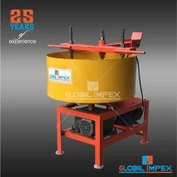 Mild Steel Tiles Mixer, For Industrial, Size: Portable