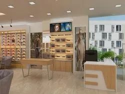 Eye Wear Showroom Display