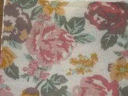 Cotton & Wolen Plaid Flannel Fabric, GSM: 100-150