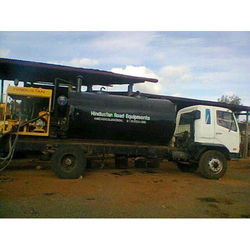 Bitumen Sprayer with Road Dust Cleaner