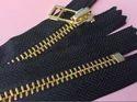 Garment Metallic Zipper
