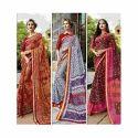 Ladies Branded Triveni Saree