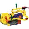 Toy Kart Track Racer Racing Car Set