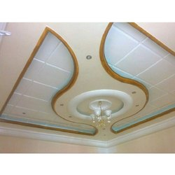 Gypsum Board Designer False Ceiling