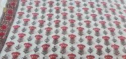 Vinayakam Exports Jaipuri Hand Block Printed Cotton Fabric