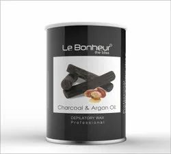 Le Bonheur Non Heating Charcoal Liposoluble Wax 800gm