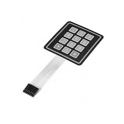 Membrane Keypad For Scientific Instrument