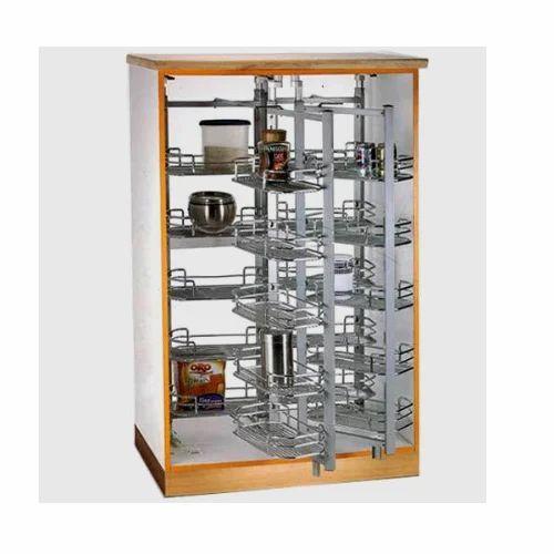 Kitchen Storage Units Pantry Unit 24 Baskets Manufacturer From Bahadurgarh