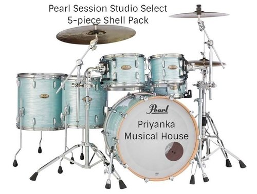 Musical Drum Set - Yamaha Rydeen Drum Set Wholesale Trader