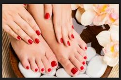 Manicure And Pedicure Service