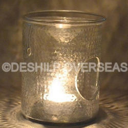 Glass Candle Aroma Oil Burner
