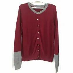 cs Cotton Cardigan Sweater