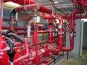Fire Hydrant System Installation