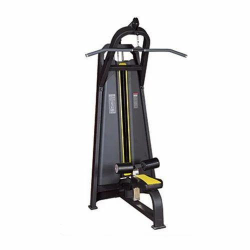 Gym Equipment Market In Delhi: Lat Pull Down Machine Manufacturer From New Delhi
