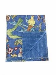 Bird Design Cotton Kantha Gudari