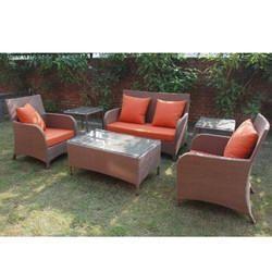 Garden Furniture Sofa Set