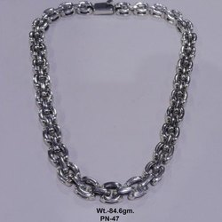 Silver Mountain Solid 925 Sterling Silver Chains