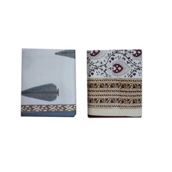 Printed Dohar Blanket