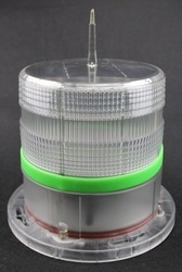 Marine Solar Navigation Lights Lantern 3 NM