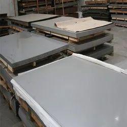 Gr 8 Silver Titanium Sheet