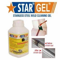 Stainless Steel Weld Cleaning Gel