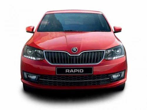 White Skoda Rapid Diesel Sedan Rs 982970 Piece Skoda Jalandhar