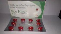 Allopathic Res Power Capsule, Packaging Type: Blister, Prescription