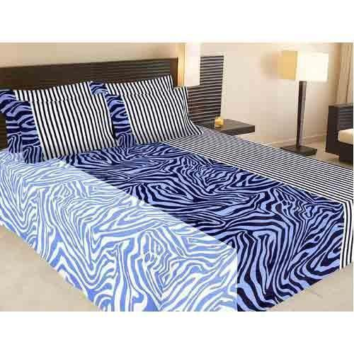 printed bedsheet custom cotton printed bed sheet manufacturer from