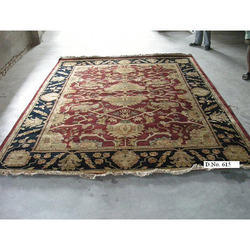 Multicolor Hand Knotted Carpet