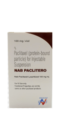 NAB Paclitero Paclitaxel 100mg Injection