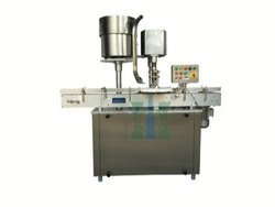 Glass Bottle Sealing Machine