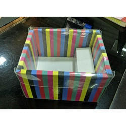 Transparent Mug Packing Box