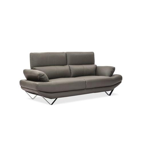 Durian Omega 2 Seater Leather Sofa