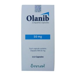 Olanib Olaparib 50 mg Capsule