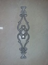 Cast Iron Gard Ornaments