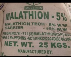 Malathion Dust