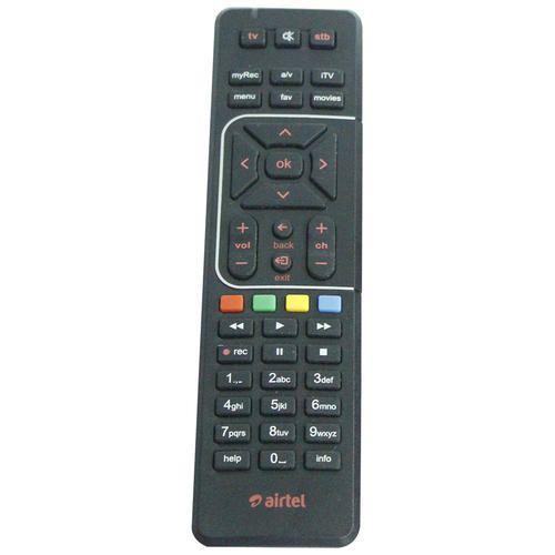 Airtel Digital Tv Remote