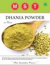 MST Green Coriander Powder, Packaging: Packet
