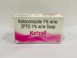 Ketzall Medicated Soap
