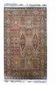 Hamadan Design Silk Rug