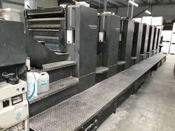 Heidelberg SM 102 8 Color Offset Printing Machine