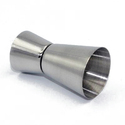 Stainless Steel Shinny Polished Peg Measures