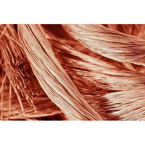 Bare Copper Wires - JMP Bare Copper Wire Manufacturer from Rajkot